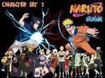 Naruto Character Set I