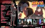 Kenshin Character Bio Sheet ?