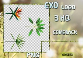EXO LOGO PNG #3 by YUYO8812