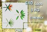 EXO LOGO PNG #3