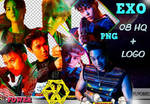 EXO_ PNG #11 { POWER }