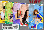 RED VELVET_Power up #LOCKSCREEN/WALLPAPER by YUYO8812