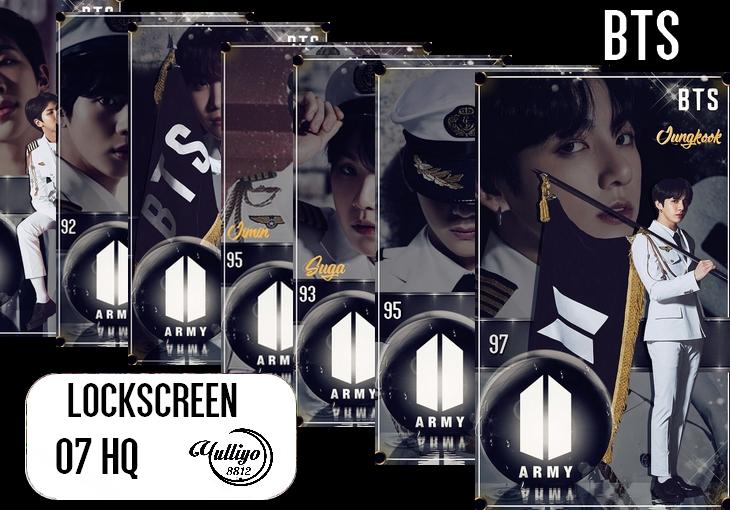 Bts Lockscreen Wallpaper By Yuyo8812 On Deviantart