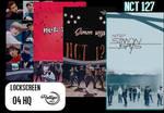 NCT 127 SIMON SAYS #LOCKSCREEN/WALLPAPER by YUYO8812