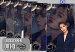 EXO SEASON'S 2019 #LOCKSCREEN/WALLPAPER by YUYO8812