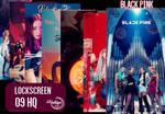 BLACKPINK KILL THIS LOVE #LOCKSCREEN/WALLPAPER by YUYO8812