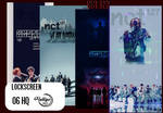 NCT 127 SUPERHUMAN #LOCKSCREEN/WALLPAPER