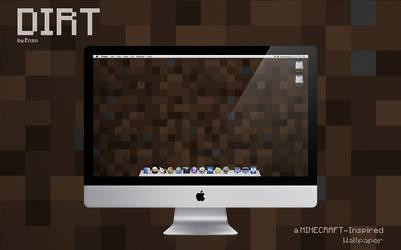 Dirt - Minecraft Inspired