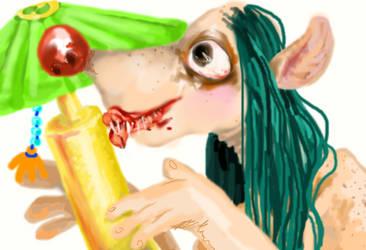 an elf