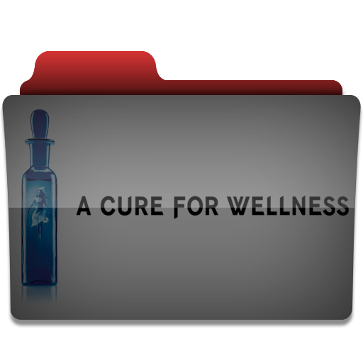 A cure for welness folder icon v2 by PanosEnglish