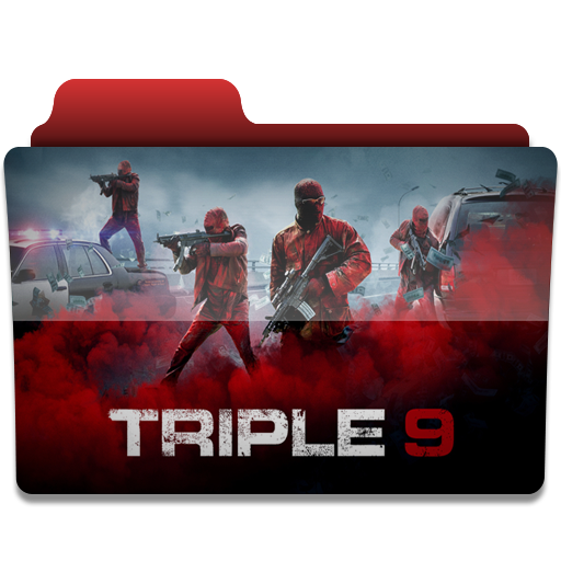Triple 9 folder icon by PanosEnglish