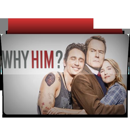 Why Him folder icon by PanosEnglish