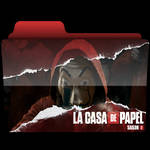 Money Heist Folder Icon by PanosEnglish on DeviantArt