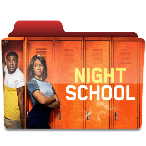Image result for night school 2018 png