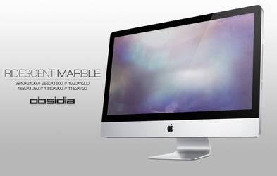 Iridescent Marble