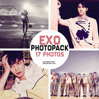 EXO - photopack #03 by butcherplains