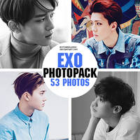 EXO - photopack #01 by butcherplains