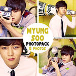 Kim Myung Soo (Infinite) - photopack #03