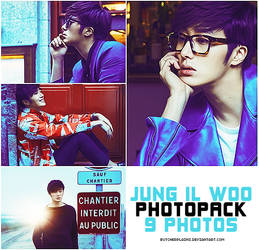 Jung Il Woo - photopack #01
