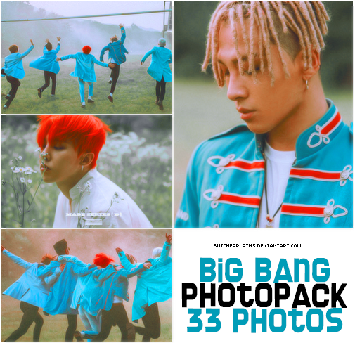 Big Bang - photopack #03 by butcherplains