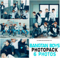Bangtan Boys (BTS) - photopack #05 by butcherplains