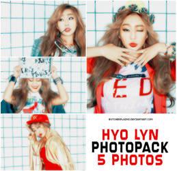 HyoRin (Sistar) - photopack #01 by butcherplains
