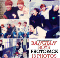 Bangtan Boys (BTS) - photopack #07 by butcherplains