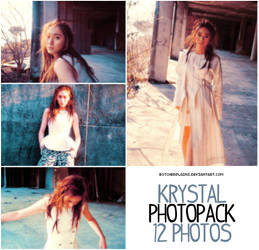 Krystal (f(x)) - photopack #02 by butcherplains