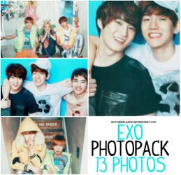 EXO - photopack #09 by butcherplains