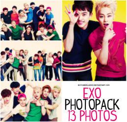 EXO - photopack #10 by butcherplains