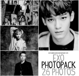 EXO - photopack #11 by butcherplains