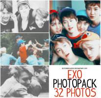 EXO - photopack #13 by butcherplains