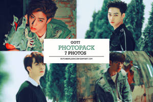 GOT7 - photopack #07 by butcherplains