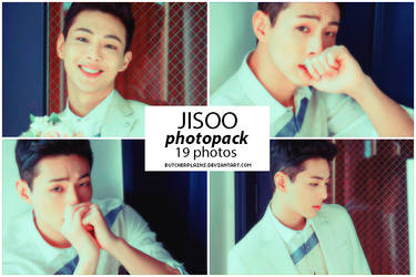 Ji Soo - photopack #03 by butcherplains