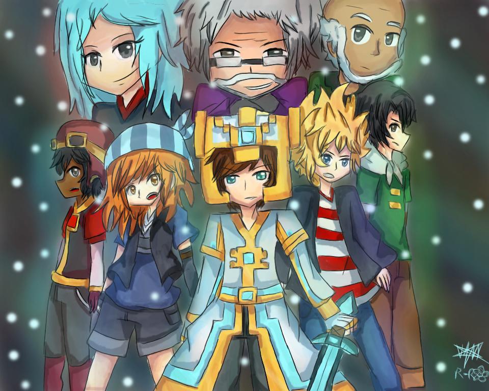 MCSM Episode 8- A Journey's End? by Random-Rengeki