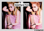 Beauty action