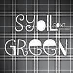 Sybil Green Font