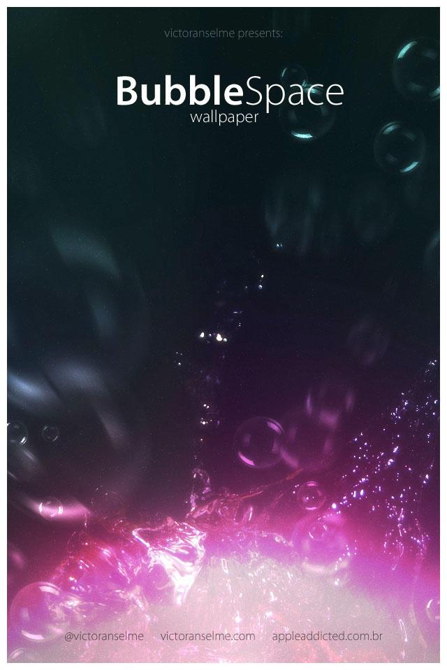 Bubble Space by victoranselme