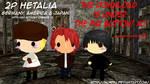 Hetalia MMD_2p Germany Japan America Dolls DL