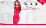 Ashley Greene Elegante PSD Design