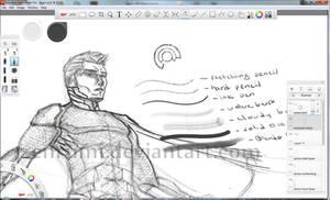 SketchbookPro Brushset