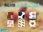 Motivos Delicious Food