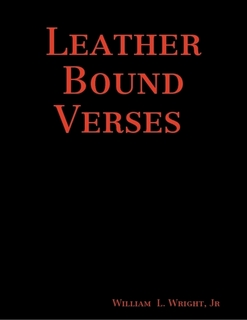 Leather Bound Verses by Loftydreams101