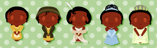:Free to use Pagedolls - Tiana: by SummersWorld