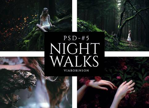 Night Walks - PSD 5