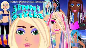 Jenni Styles by JenniNexus