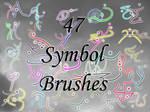 47 Symbol Brushes