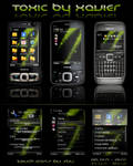 Toxic Symbian theme