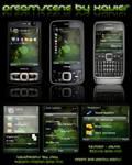 Dreamscene Symbian theme