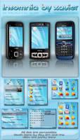 Insomnia Symbian theme